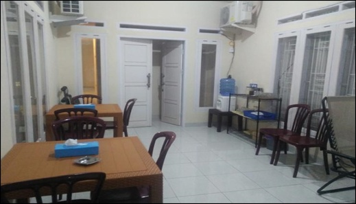 Penginapan DM Syariah Tanah Datar - interior