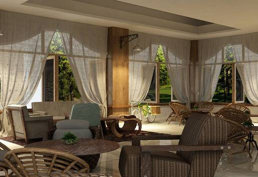 Paradise Hotel, Golf & Resort Minahasa Utara - Restoran
