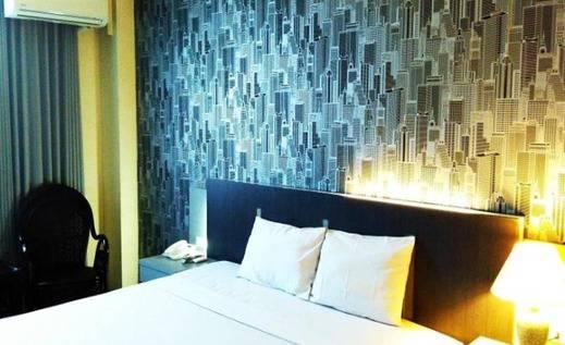 Hotel Yogya Plaza / Ogh Doni Yogyakarta - Kamar tamu