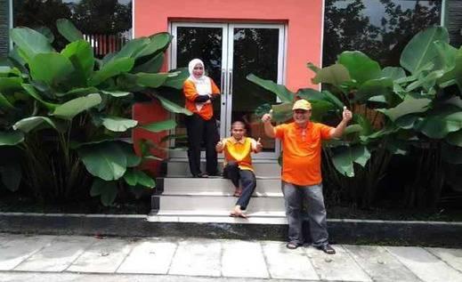 Riz-Q Guest House Siantar -  Riz-Q Guest House Syariah
