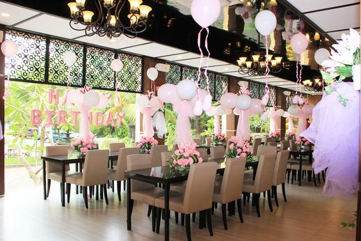 Narita Classic Hotel Surabaya - Restaurant