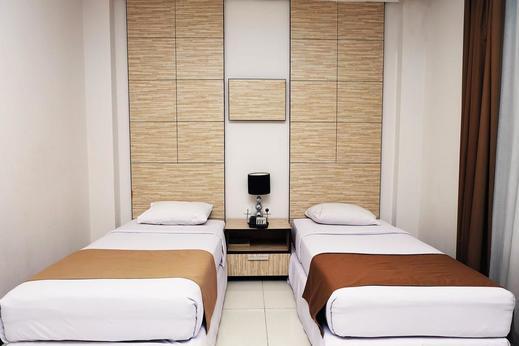 Hotel Royal Bogor - Superior twin