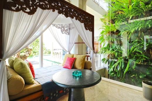 Tigadis Villa Bali - Exterior 5 Bedroom