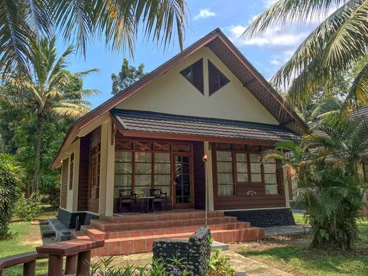 Mutiara Carita Cottages Serang - Royal Cottage 2 Bedroom