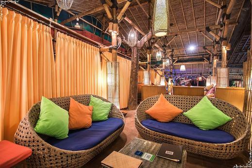 Black Penny Villas Trawangan Lombok - Spa
