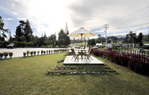 Hotel Rudang Berastagi - Eksterior
