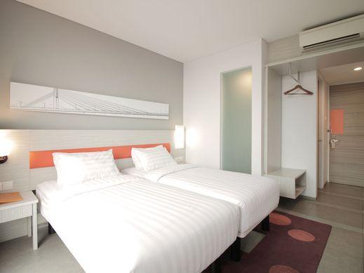 Topas Galeria Hotel (inactive) Bandung - Bedroom