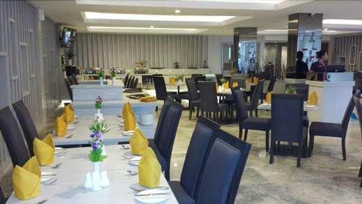 Tjokro Hotel Pekanbaru - Restaurant