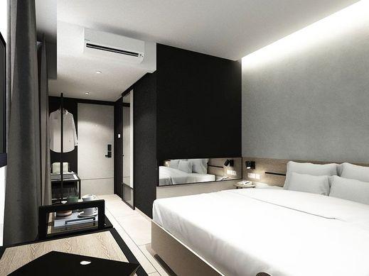 Mahima Hotel Semarang - room