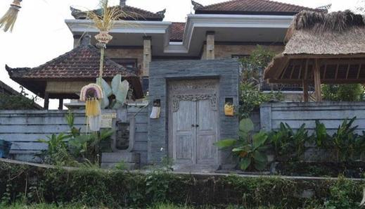 Ubud Sawah Homestay Bali - Facade