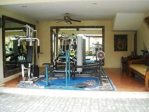 NIDA Rooms Kuta Legian Beach Bali - Kebugaran