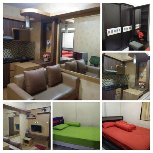 Kemang View Apartment Bekasi by RASI Bekasi - Bedroom