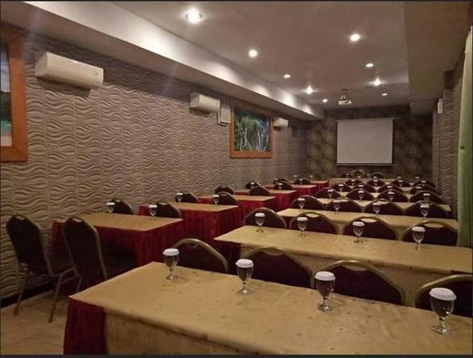 Hotel 21 Pati Pati - Meeting room