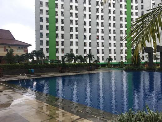 Apartemen Green Lake View By Farida Pro Tangerang Selatan - 1