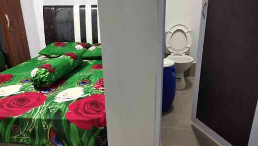 Puspa Guest House Syariah Batam - Bedroom