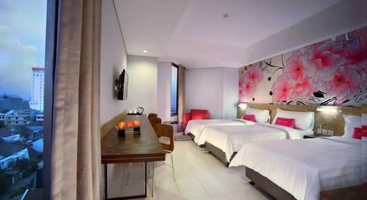 favehotel - Pantai Losari Makassar Makassar - Triple Bed