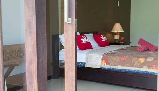 ZenRooms Uluwatu Labuan Sait Bali - Tempat Tidur Double