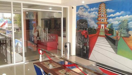 Harvani Hotel Palembang - Interior