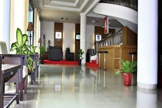 Parai Puri Tani Hotel Ogan Komering Ulu Timur - Resepsionis