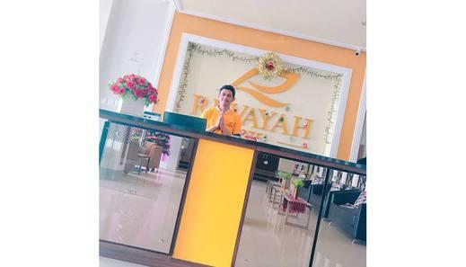 REVAYAH Hotels Manggarai - Reception