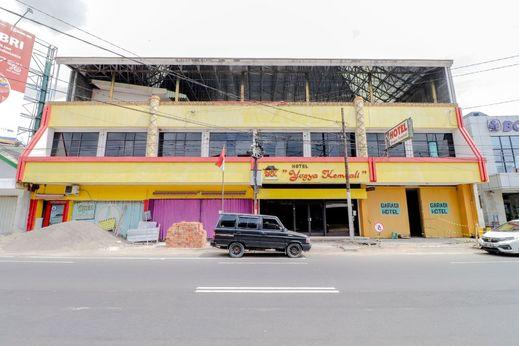 Hotel Yogya Kembali Yogyakarta - eksterior