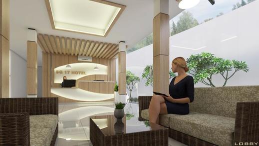 Hotel SG17 Tuban - Interior