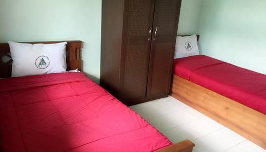 Gang Guest Hotel & Resto Tuban -  standard twin