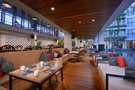 Neo+ Kuta Legian - Breakfast Area