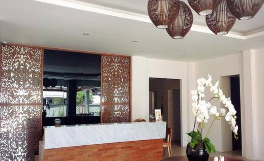 The Evitel Resort Ubud - Interior