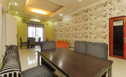 Hotel Belvena Palembang - Interior