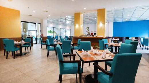 Vue Palace Hotel Bandung - Restaurant