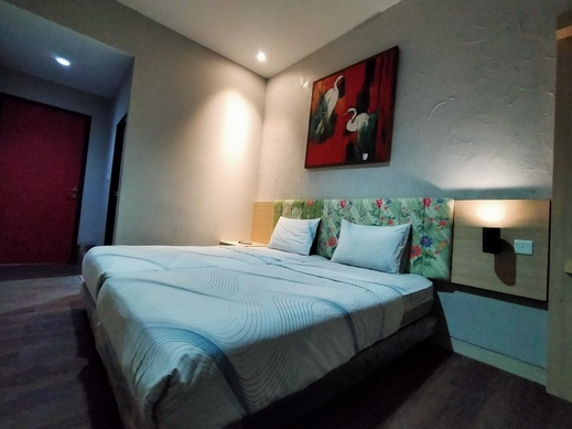 Hotel Pantes Pecinan Semarang Semarang - Deluxe Room