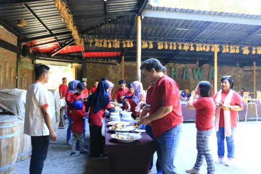 DRiam Resort Ciwidey Bandung - KAHAWA