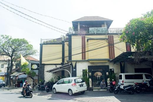 RedDoorz near Ngurah Rai Airport Bali - Property Building