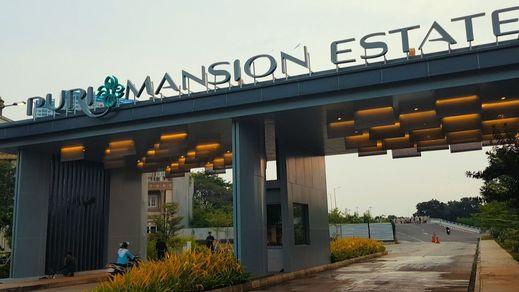 Puri Mansion Just Sleep & Cozy Jakarta - eksterior