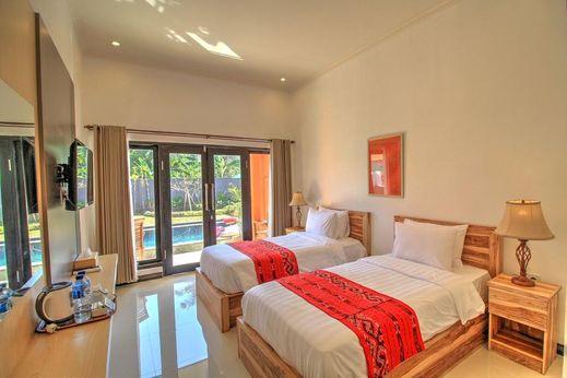 JnJ Guest House Bali - Room