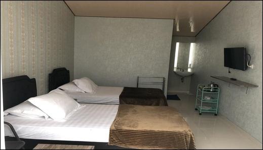 Bromo Camp House Probolinggo - room