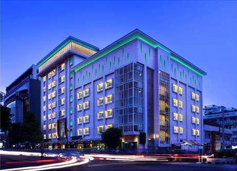 Hotel Melawai Jakarta - Hotel Building