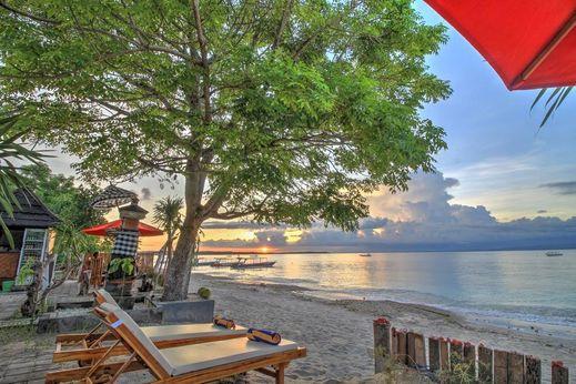 Santen Beach Bungalows Bali - Beach
