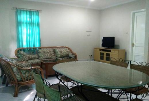 Puncak Resort Kerinci 7 by Aryaduta Cianjur - Living Room