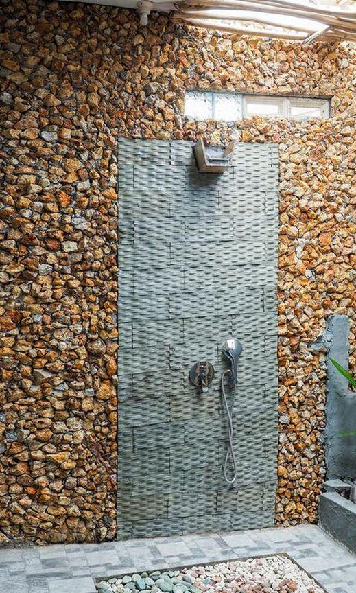 Beruga Mandalika Lombok - Bathroom