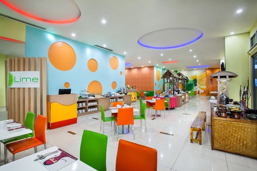favehotel Manahan - Solo - Restaurant