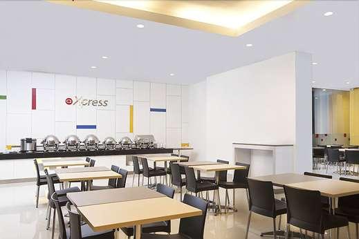 Hotel Amaris Cilegon - Restaurant