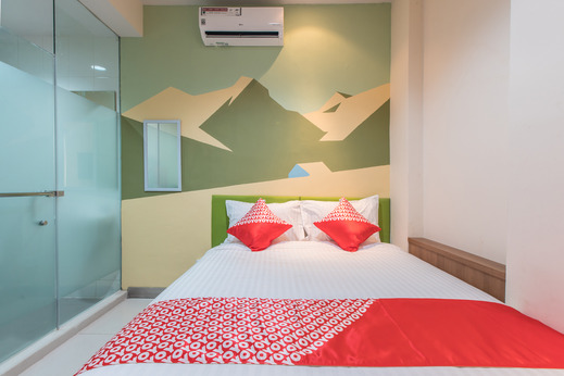 OYO 1121 Orienchi 2 Jakarta - Rooms