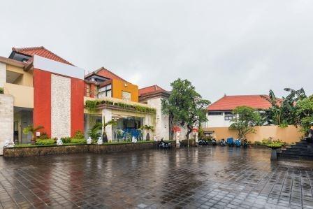 Tinggal Budget Griya Jimbaran Bali - pemandangan