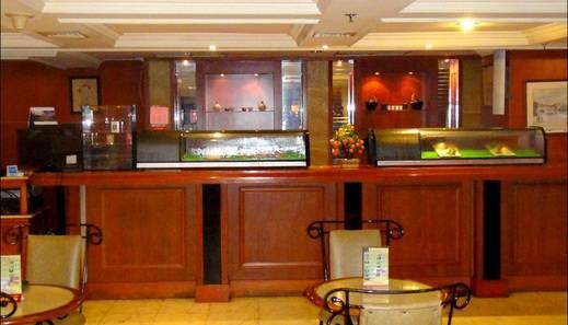 de Rivier Hotel Jakarta - Restoran