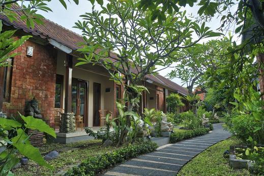 The Garden Villa Bali - Exterior