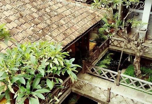 Palagan Joglo Boutique Guest House Lembang - Exterior