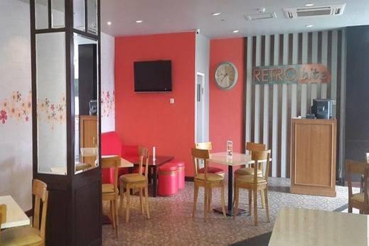 ATA Hotel Kedoya - Ruang makan