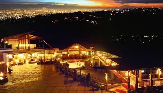Grand USSU Hotel Bogor - View